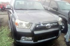 Sell well kept black 2012 Toyota 4-Runner suv at price ₦12,000,000