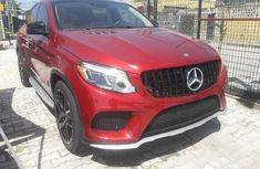 Very clean 2016 Mercedes-Benz GLE for sale at price ₦28,500,000
