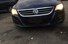 Certified black 2009 Volkswagen CC automatic in good condition