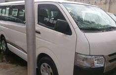 Sell well kept 2012 Toyota HiAce manual at price ₦8,000,000 in Lagos