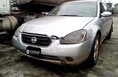 Best priced used 2002 Nissan Altima sedan automatic in Lagos