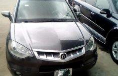 Sell used grey 2007 Acura RDX suv at cheap price
