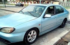 2000 Nissan Primera sedan automatic at mileage 0 for sale
