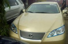 Beige 2009 Lexus ES at mileage 0 for sale in Lagos