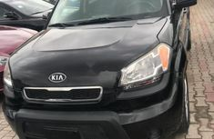 Selling 2008 Kia Soul hatchback automatic in Lagos