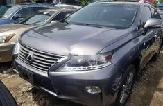 Need to sell cheap used 2013 Lexus RX automatic