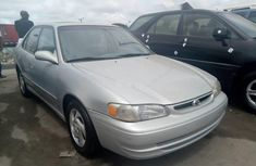 Sell cheap grey 1999 Toyota Corolla at mileage 0
