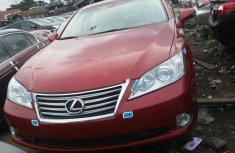 Sell well kept red 2012 Lexus ES sedan automatic in Lagos