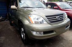 Need to sell used 2008 Lexus GX automatic at cheap price