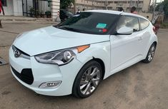 Well maintained 2017 Hyundai Veloster automatic for sale at price ₦8,500,000
