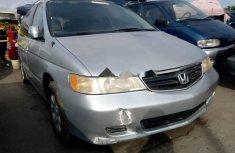Sell sparkling 2003 Honda Odyssey van automatic