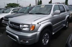 Well maintained 2001 Toyota 4-Runner for sale in Lagos