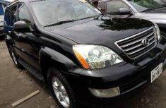 Selling black 2005 Lexus GX in Lagos