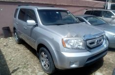 Need to sell cheap used grey 2011 Honda Pilot automatic