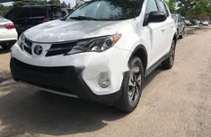Sell well kept 2016 Toyota RAV4 at mileage 0 in Lagos