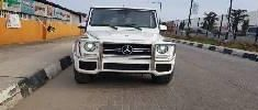 Used 2016 Mercedes-Benz G63 for sale at price ₦40,500,000 in Lagos