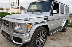 Sell authentic used 2006 Mercedes-Benz G63 automatic