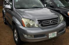 Selling 2005 Lexus GX suv  in good condition at price ₦2,800,000