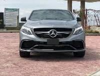 Used 2017 Mercedes-Benz GLE automatic car at attractive price