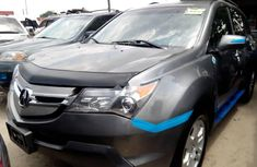 Sell well kept green 2008 Acura MDX automatic at price ₦3,350,000