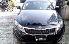 Black 2011 Kia Optima for sale at price ₦2,200,000 in Lagos