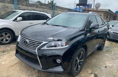 Need to sell cheap used 2013 Lexus RX in Lagos