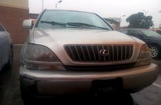 Sell grey 1999 Lexus RX suv automatic at mileage 0