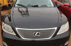 Used 2009 Lexus LS sedan for sale at price ₦6,500,000 in Lagos