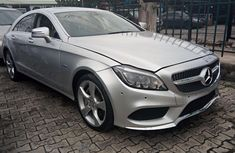 Sell grey 2012 Mercedes-Benz CLS automatic at price ₦15,500,000