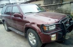 Sell cheap brown 2001 Nissan Pathfinder suv automatic