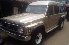 Nissan Patrol 1988