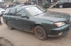 Need to sell cheap used green 2004 Nissan Primera wagon / estate manual