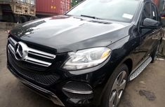 Sparkling 2018 Mercedes-Benz GLE automatic in good condition at price ₦22,000,000