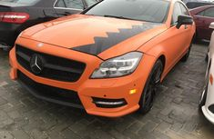 Need to sell cheap used 2014 Mercedes-Benz CLS