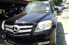 Sell well kept 2010 Mercedes-Benz GLK at price ₦6,600,000