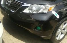 Used 2012 Lexus RX automatic for sale at price ₦7,000,000 in Lagos