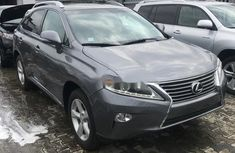 Sell cheap grey 2013 Lexus RX automatic in Lagos