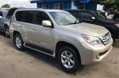 Sell cheap gold 2012 Lexus GX automatic in Lagos