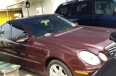 Used 2007 Mercedes-Benz E350 automatic car at attractive price