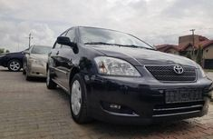 Used 2005 Toyota Corolla sedan automatic for sale in Lagos