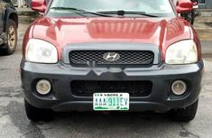 Need to sell high quality other 2004 Hyundai Santa Fe suv automatic in Lagos