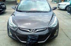 Sharp brown 2014 Hyundai Elantra sedan automatic for sale