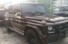 Sell other 2017 Mercedes-Benz G63 suv at mileage 0 in Lagos