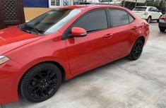 Sell well kept 2016 Toyota Corolla in Lagos