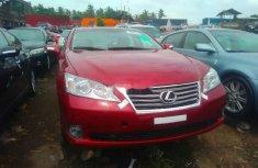 Selling 2010 Toyota ES sedan at mileage 0 in Lagos