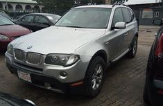 Sell used grey 2009 BMW X3 suv at cheap price