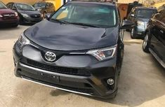 Sell grey 2017 Toyota RAV4 suv at mileage 0 in Lagos