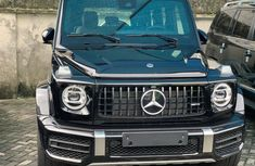 Sparkling 2019 Mercedes-Benz AMG automatic in good condition at price ₦136,000,000