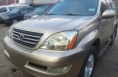 Sell well kept other 2006 Lexus GX automatic