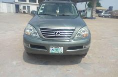 Green 2006 Lexus GX at mileage 0 for sale